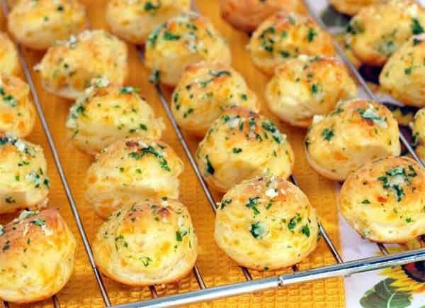 Оригинальная французская закуска. Быстро, вкусно, оригинально