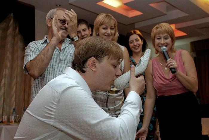 Русские свадьбы во всей красе