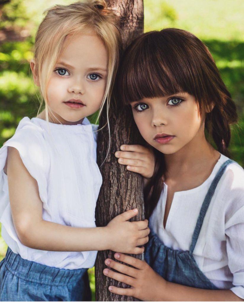 16 фотографий детей, красота…