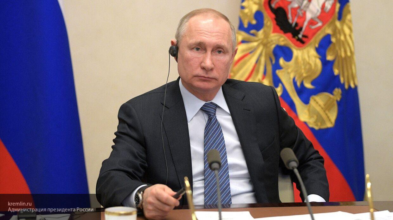 Путин соблюдает все меры пре…