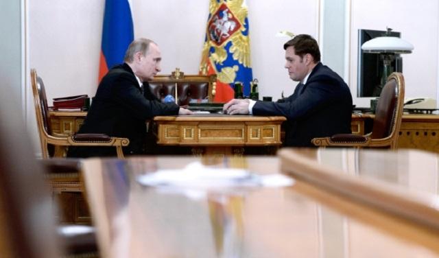 """Путин даже не сомневается в реализации проекта """"Северный поток - 2"""""""