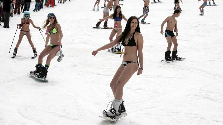 Les Echos: горнолыжные курорты России не сбавляют темпов и после сочинской Олимпиады