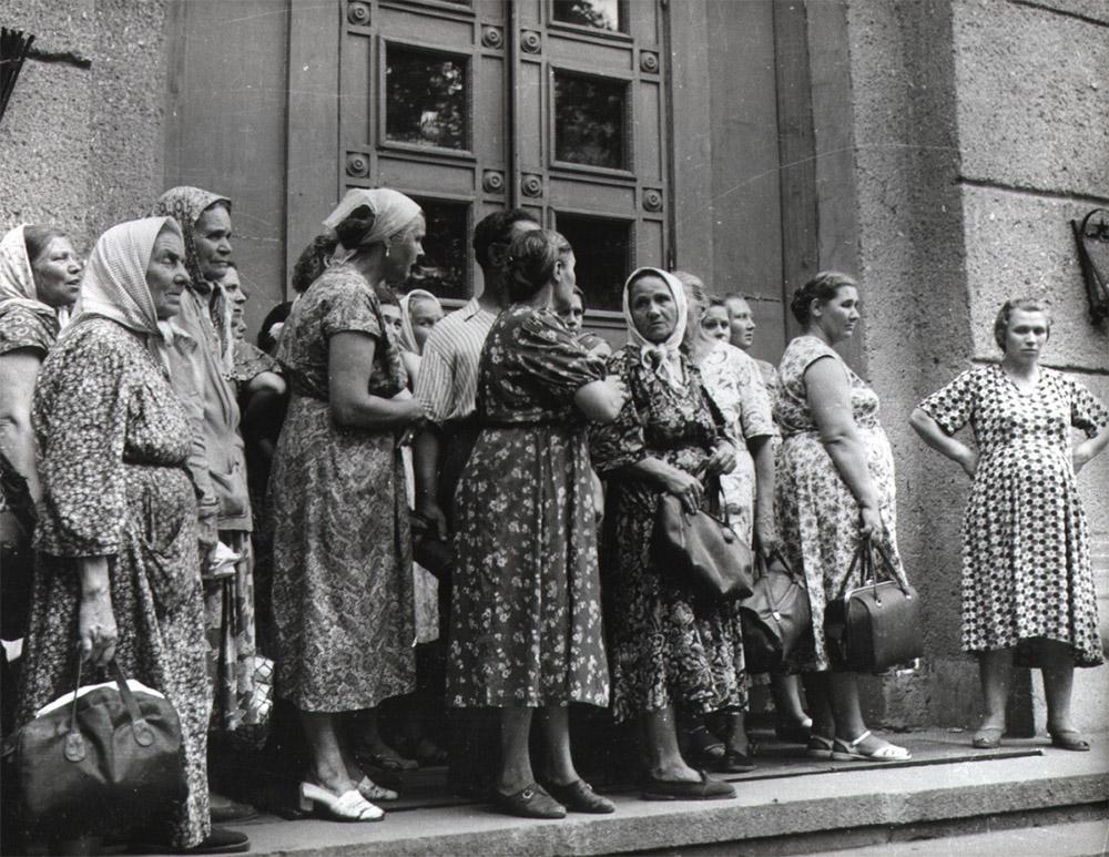 Настоящий СССР на фото «фран…