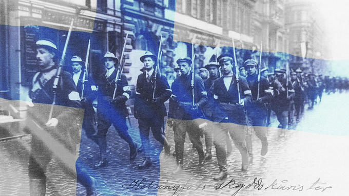 Забытая война. Финское вторжение в Россию