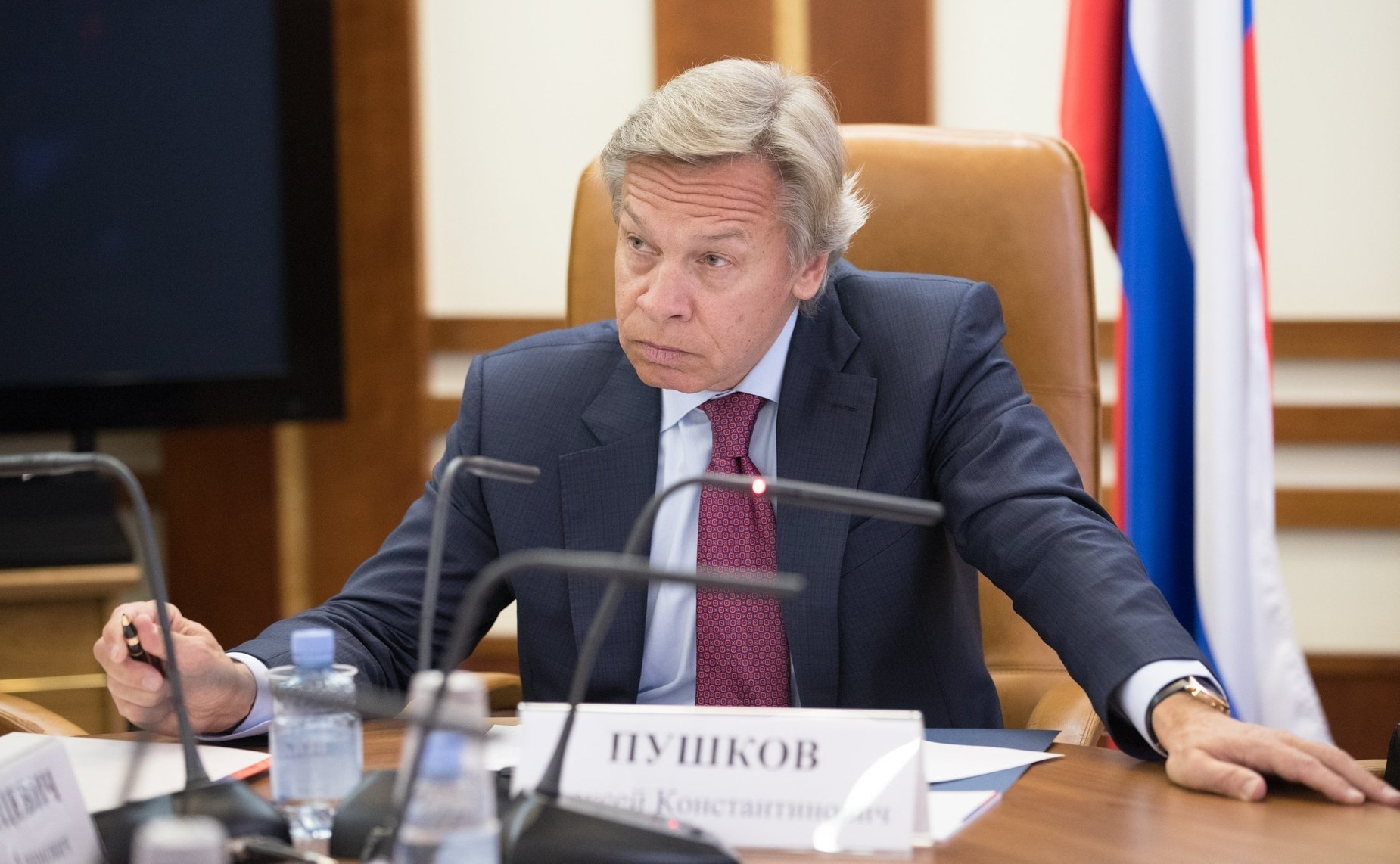 Пушков оценил угрозу коллапса экономики Украины без российской нефти новости,события,политика