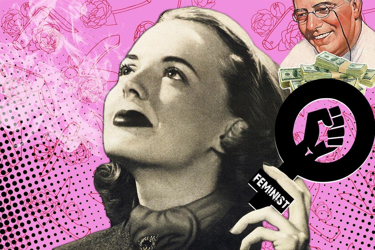 Когда курение дало женщинам политические права