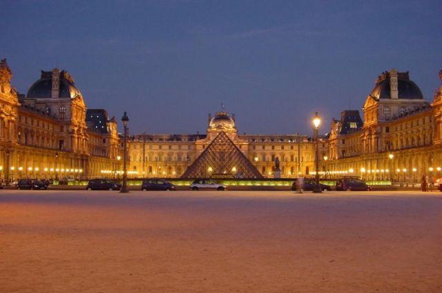 Вход в Лувр будет бесплатным по вечерам каждую первую субботу месяца