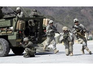 Американских солдат начали н…