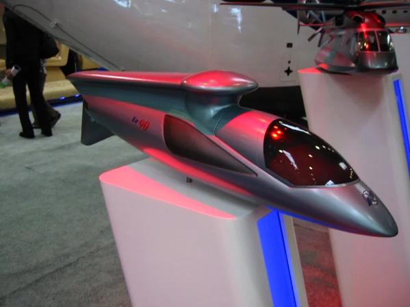 Воздушный воин Ка-90: симбиоз вертолета и самолета со скоростью 800 км/ч