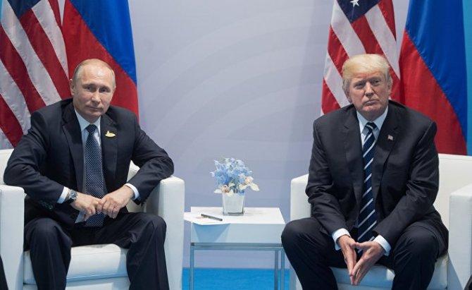 Александр Халдей: Трамп гото…