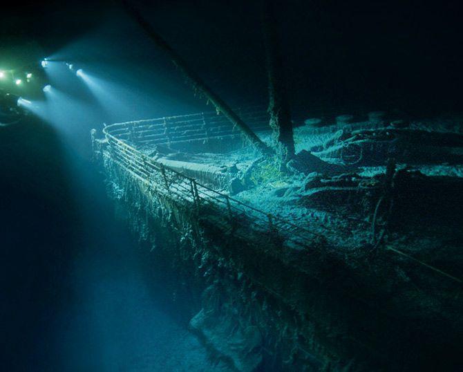 Тайны и загадки «Титаника»