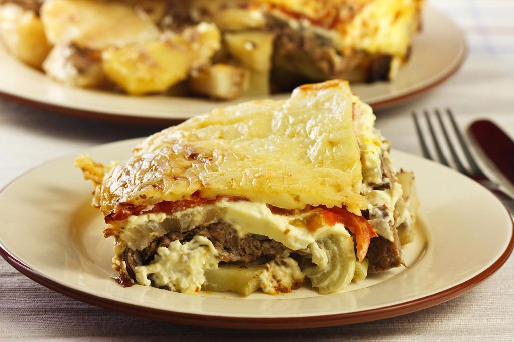 Мясной пирог из лаваша рецепт с фото бокал