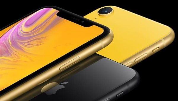 В России вышел смартфон iPhone XR