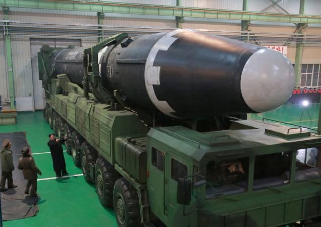 КНДР и США: ракетно-дипломатическое маневрирование геополитика