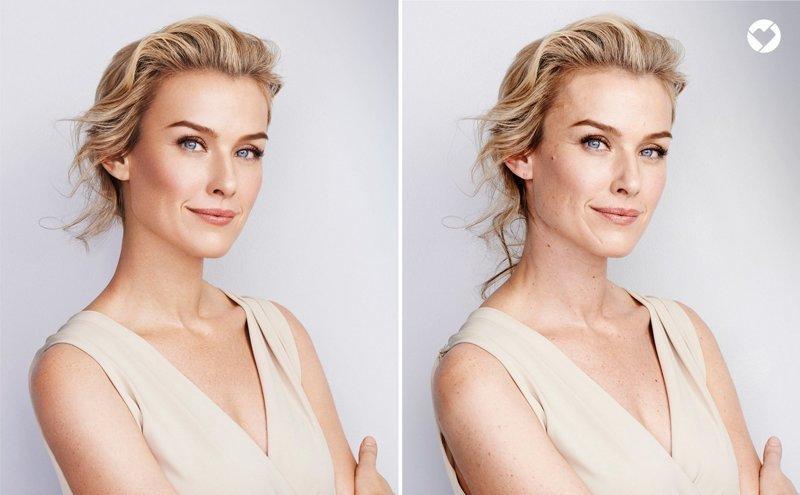 Британский интернет-магазин отказался от ретуши фотографий моделей