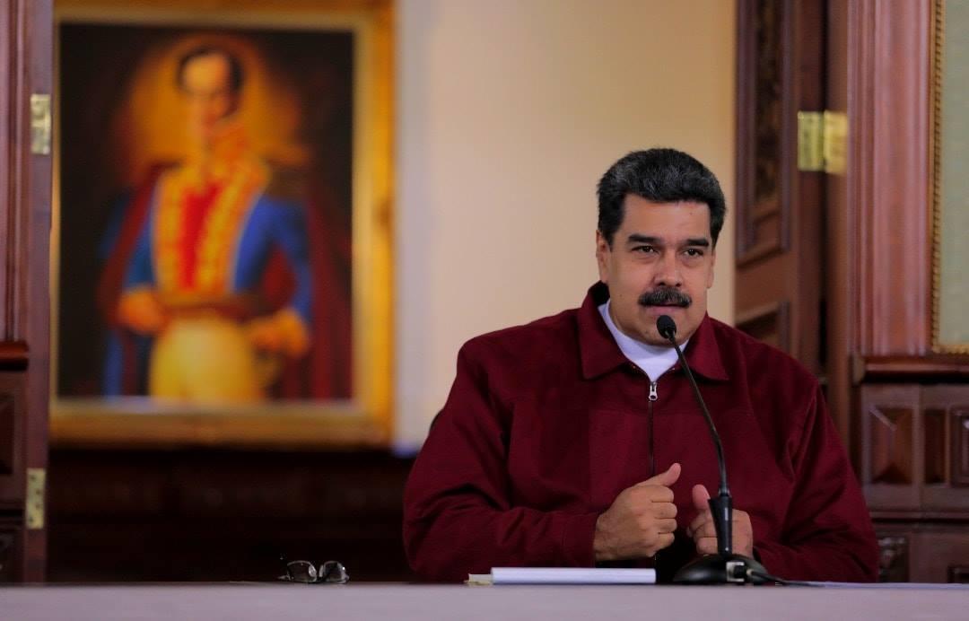 Мадуро обвиняет США в заговоре: «Болтон готовит план моего убийства»