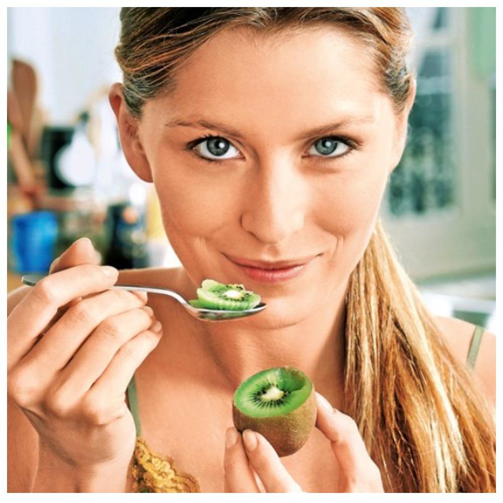 Чем полезны киви в диете
