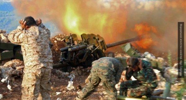 План боевиков провалился: САА отбила масштабную атаку в провинции Идлиб