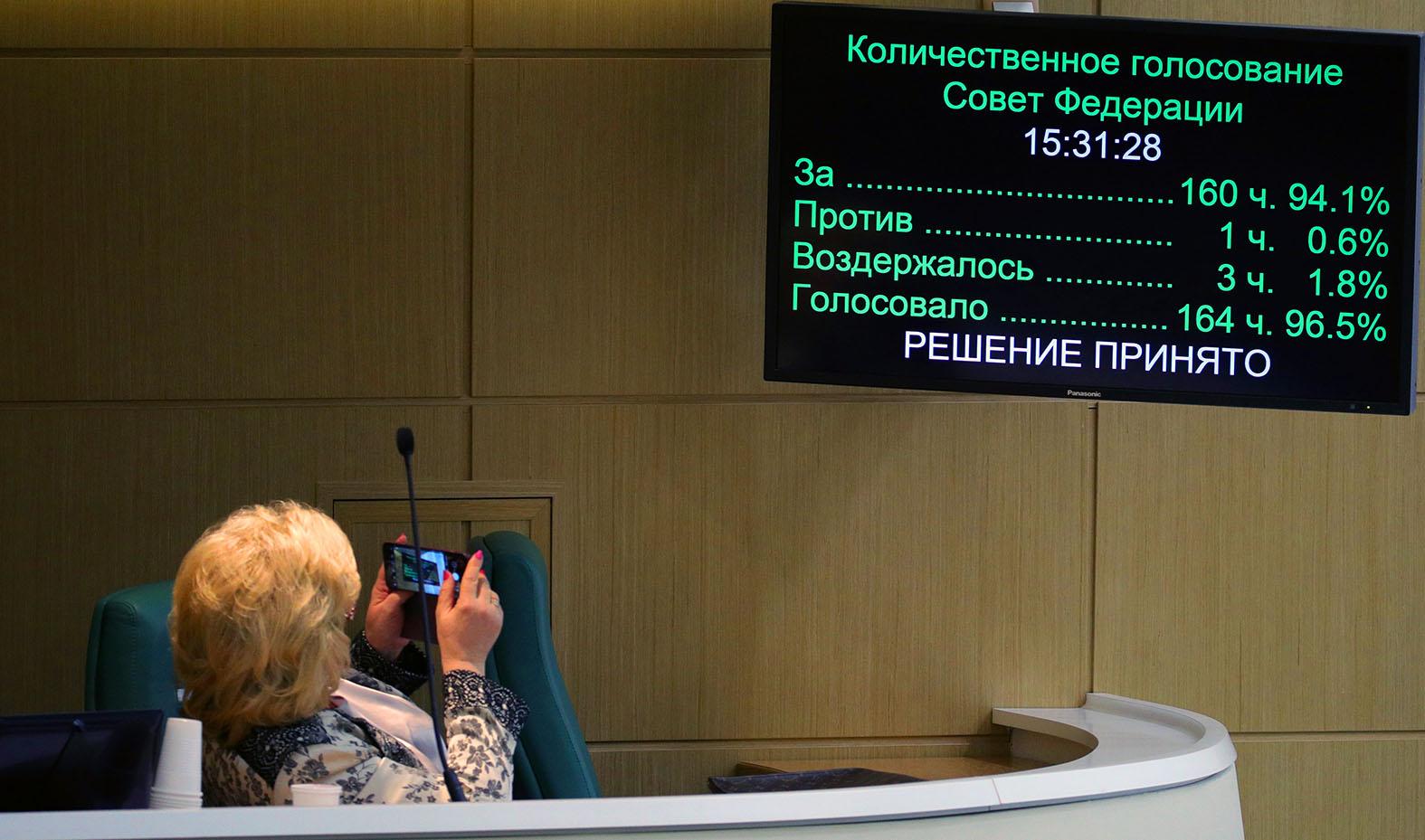 После Путина: Подковёрная война за Госсовет начинается россия