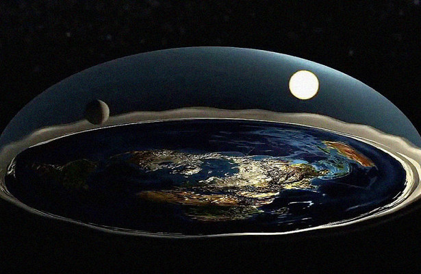 «NASA идругая ложь»: вСШАдоказали, чтоЗемля плоская