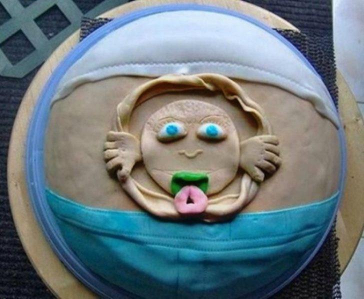 Мама, роди меня обратно: 12 неудачных тортов ко дню рождения ребенка
