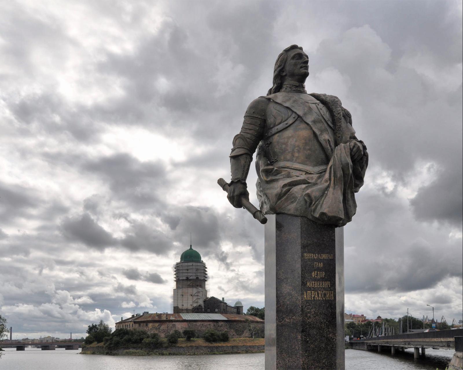 Фёдор Апраксин – адмирал Петра Великого история