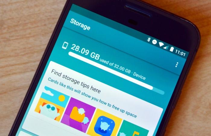 Как легко освободить память на андроидах