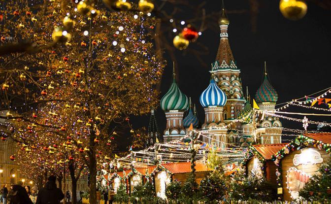 Киев-Москва. Впечатление политического эмигранта из Украины о праздновании НГ в России