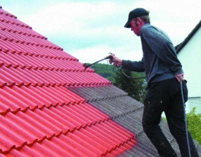 Как правильно покрасить крыш…