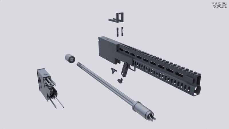 Универсальный автомат Васильева: оружие для большой войны