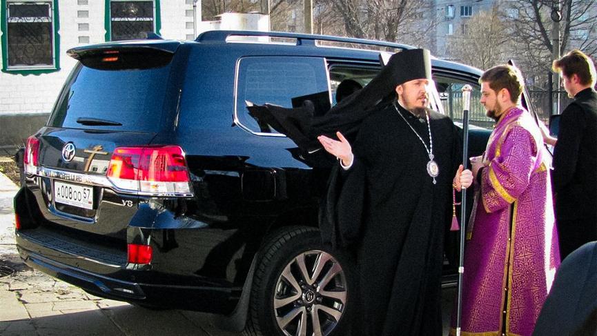 Стало известно, почему священники покупают элитные внедорожники курилка,Марки и модели