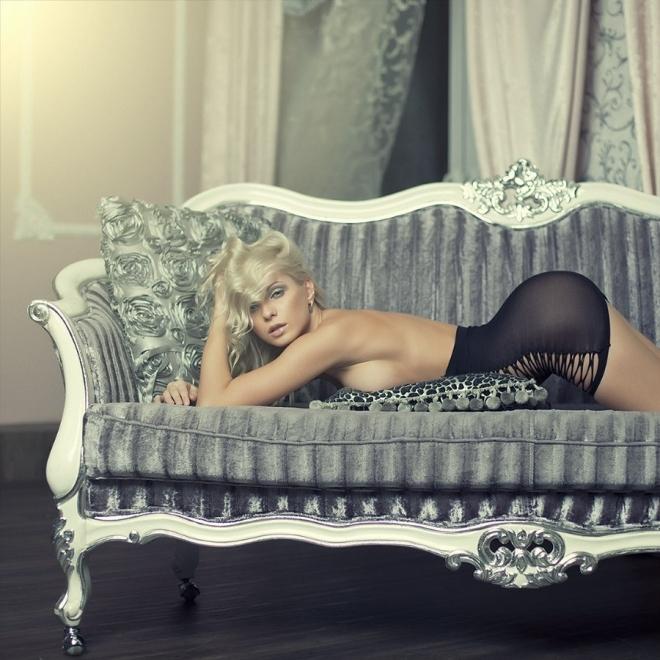 Красота женского тела в будуарной фотографии - 50 примеров - 12