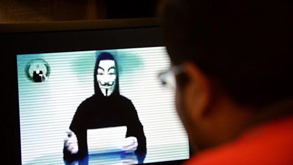 Хакеры Anonymous опубликовал…