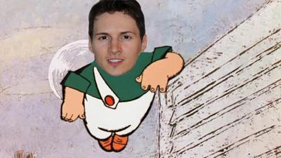 Павел Дуров улетел, но обеща…