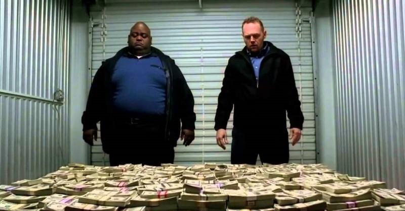 Девять тонн денег