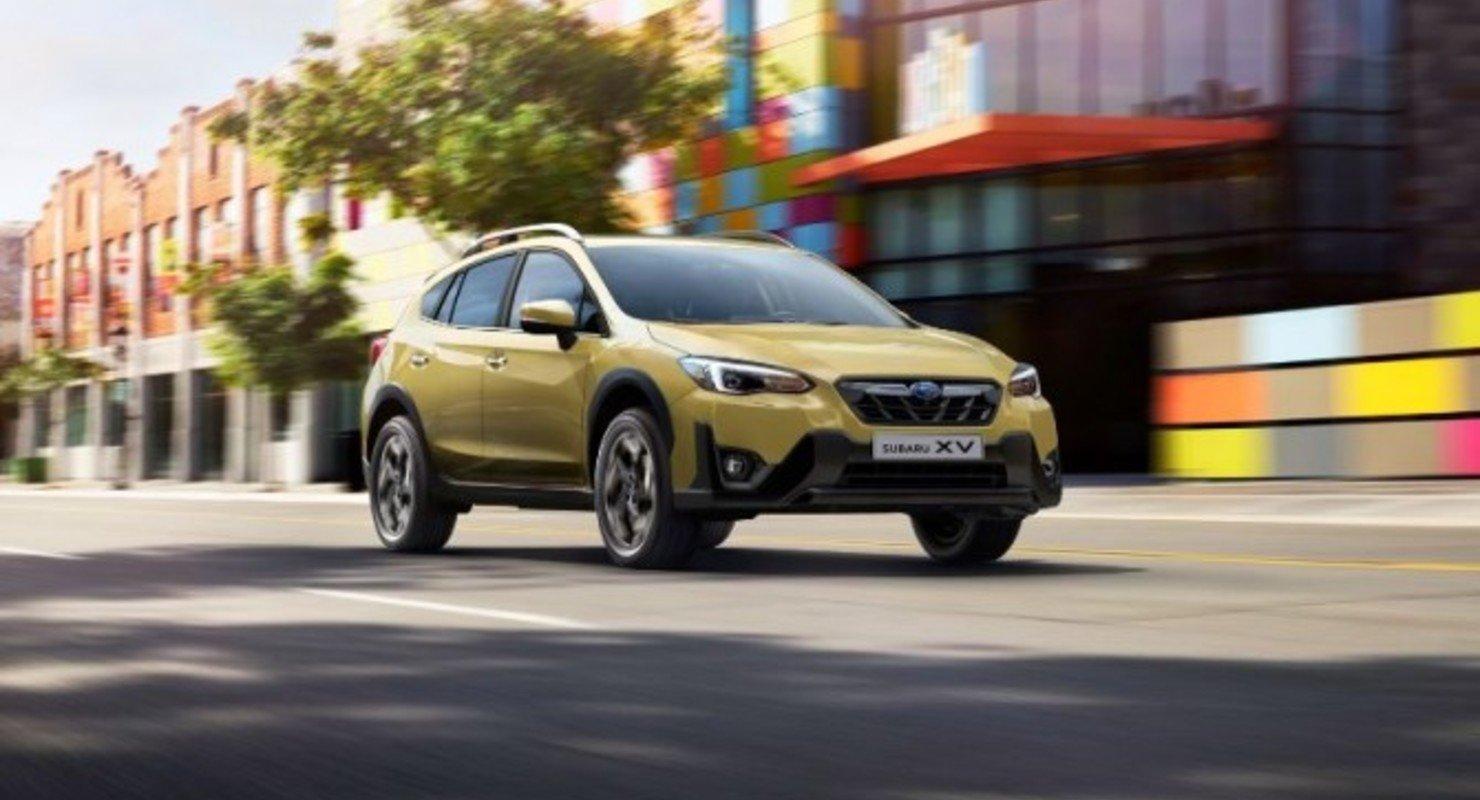 Обновленный Subaru XV выходит на российский рынок Автомобили