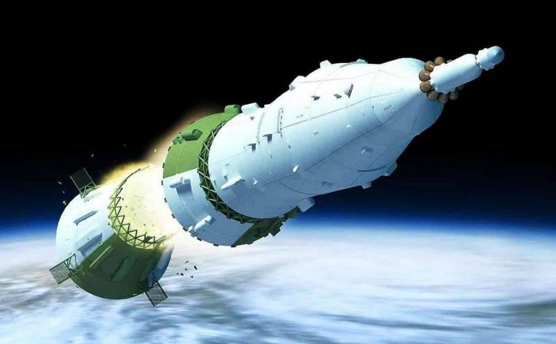 В России решили отказаться от разработки сверхтяжелой ракеты «Енисей» Техно