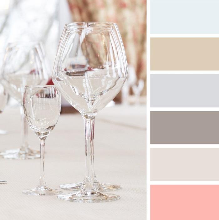 как сочетать цвета правильно