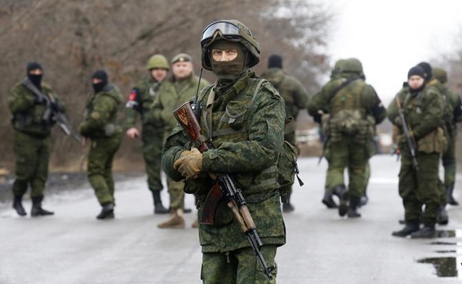 Донбасс: В бой идут народные дружины