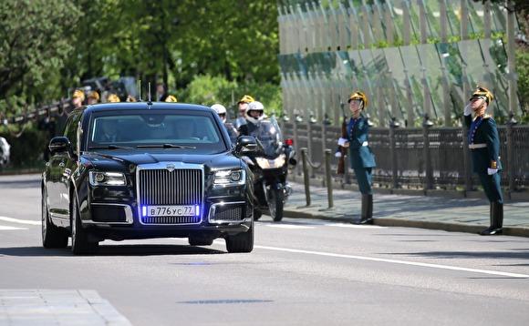 Названа розничная цена седана Aurus из проекта «Кортеж»