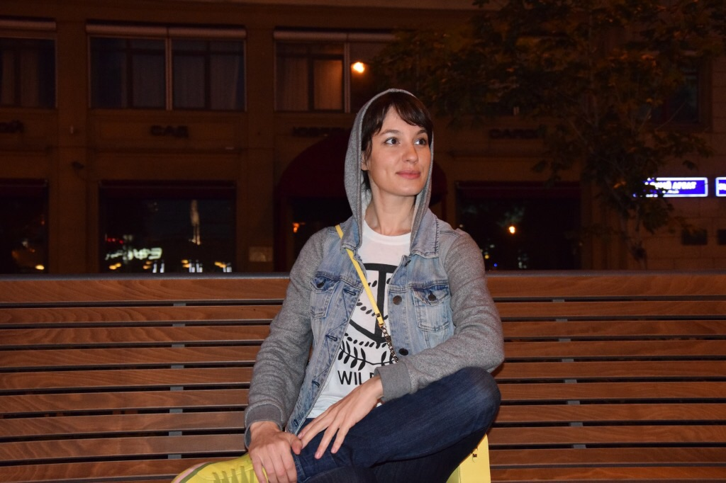 Лена Миро предлагает себя в мэры Москвы