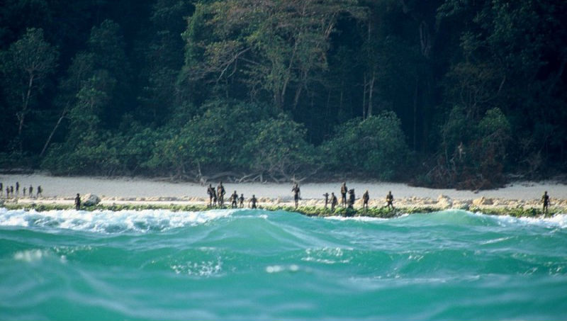 Обитатели этого острова никого не подпускают к себе тысячи лет