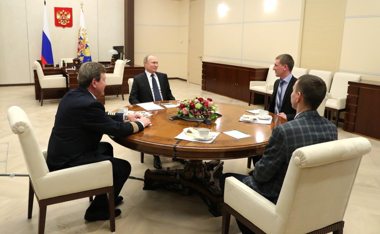 Встреча с участниками форума «Наставник»