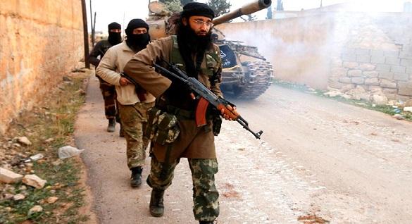 Боевики «ан-Нусры» атаковали…