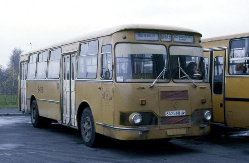 20 супер фотографий про советские грузовики и автобусы