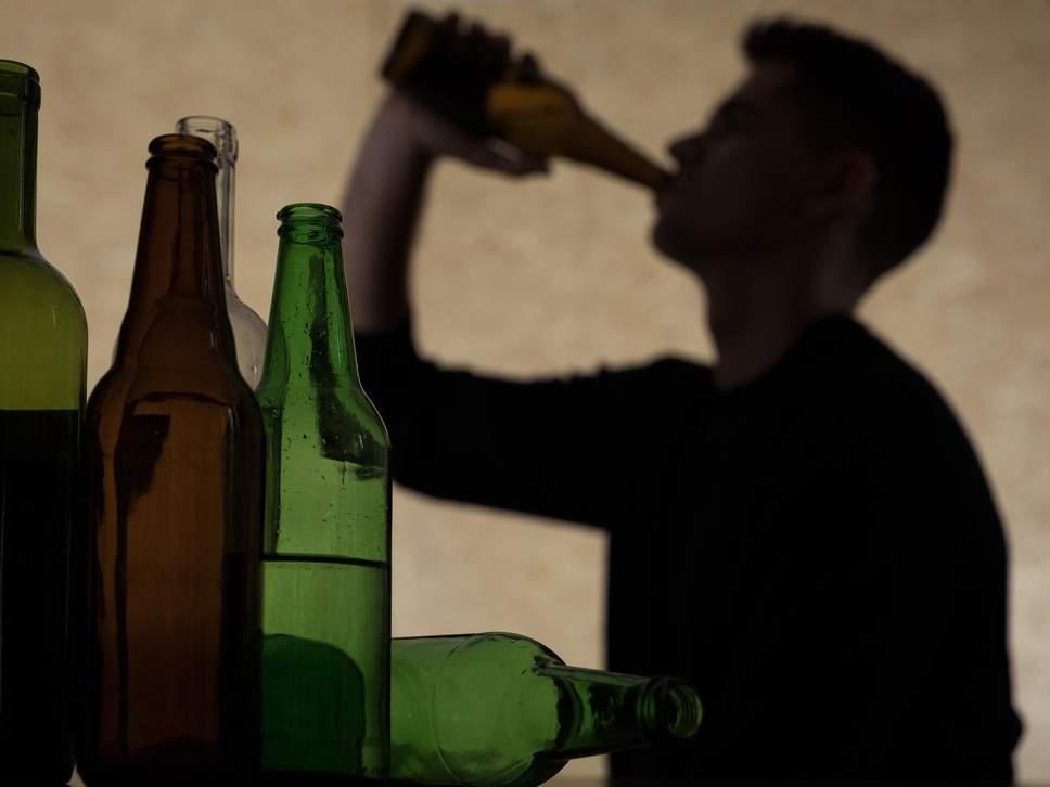 Алкоголь — причина каждой дв…