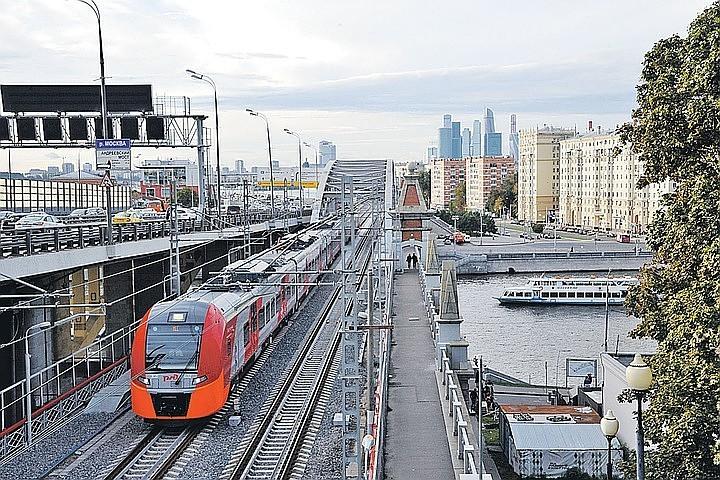 На МЦК установлен новый рекорд перевозки пассажиров
