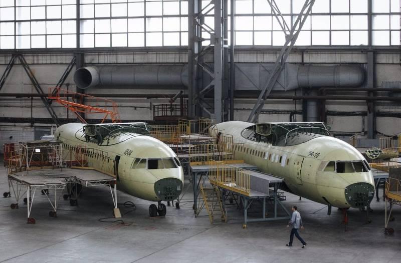 «Антонов» планирует возобновить производство самолетов без помощи России