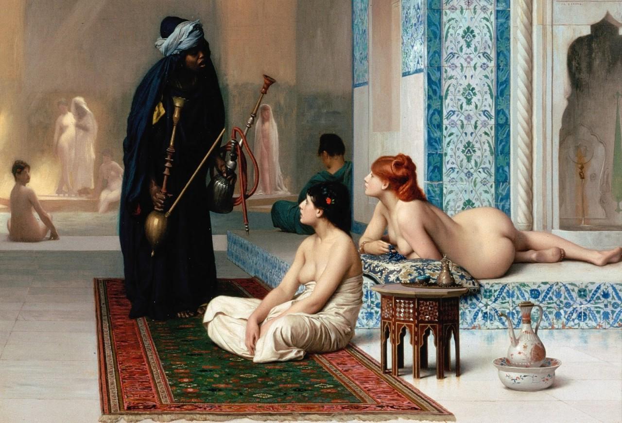 Мужик в рабстве женщины