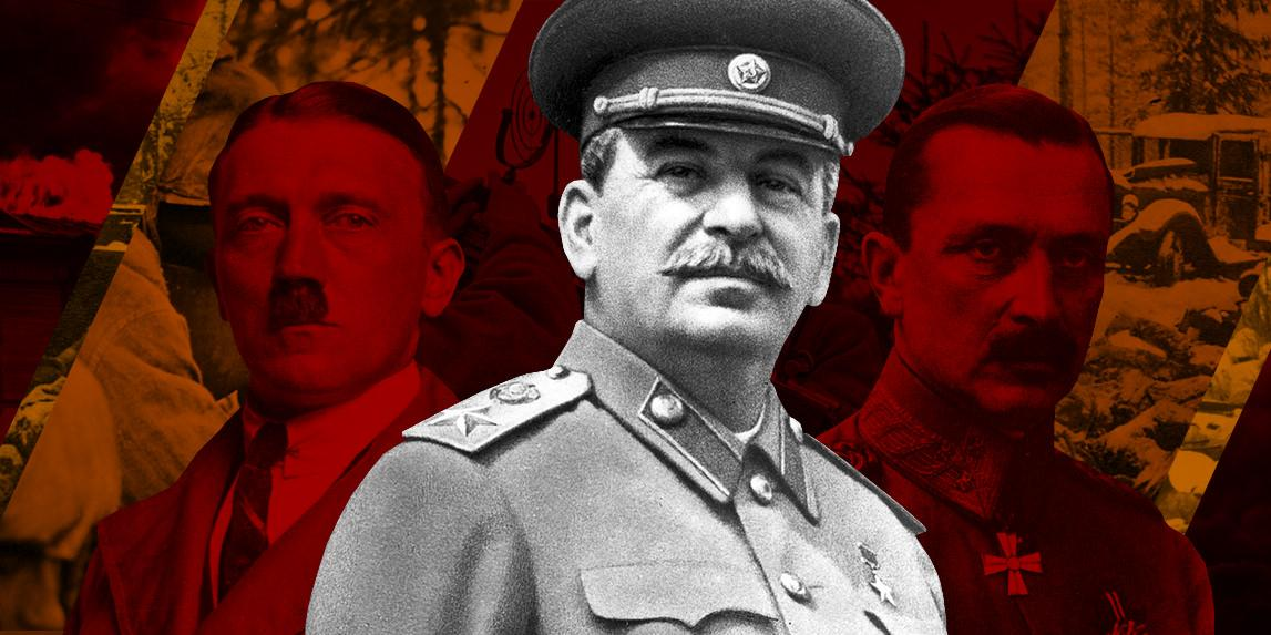 Финская война: как Сталин переиграл Маннергейма и Гитлера